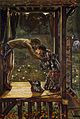 Edward Burne-Jones - The Merciful Knight - Google Art Project.jpg
