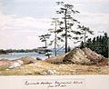 Edward Gennys Fanshawe, Esquimalt Harbour, Vancouver's Island, June 28th 1851 (Canada).jpg