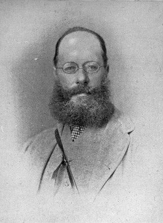 Edward Lear - Edward Lear, circa 1867