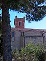 Eglise St Jacques de Perpignan vue depuis le jardin de la Miranda (détail).jpg