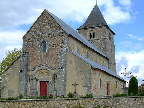 Photo - Eglise de Coizard