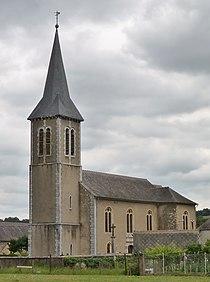 Eglise de Vielle-Adour de face.JPG