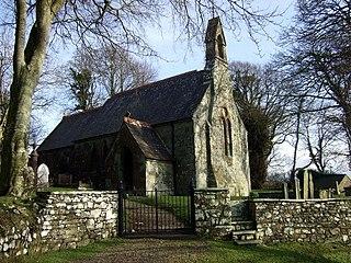 Monington, Pembrokeshire Human settlement in Wales