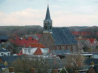 Bergen, North Holland - Egmond aan Zee town centre
