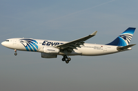 SU-GCF - A332 - EgyptAir