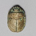 Egyptian - Scarab of Hatshepsut - Walters 4260 - Top.jpg