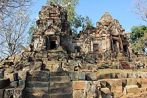 Battambang Province - Wat Ek Phnom