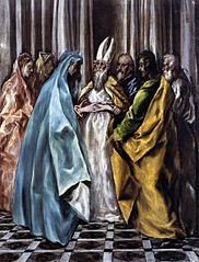 Mariage de la Vierge