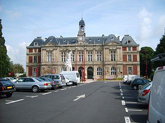 Elbeuf - Town hall