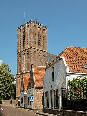 Elburg - Image: Elburg, toren van de Sint Nicolaaskerk RM14897 foto 3 2013 07 15 15.03