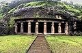 Elephanta Caves Front view.jpg
