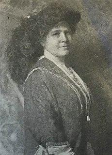 Elise Bennett Smith Amercian suffragist (1871-1964)