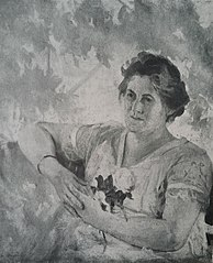 Retrato de minha mulher Louise