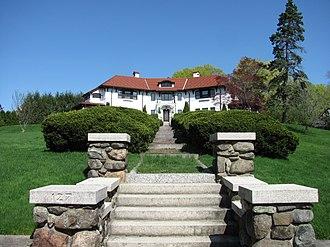 Elizabeth Boit House - Elizabeth Boit House