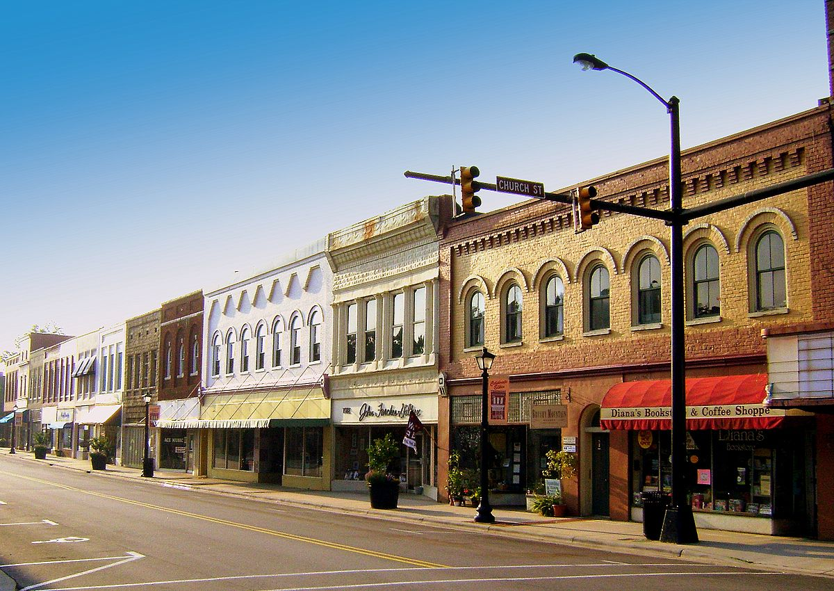 Downtown Elkin Historic District Wikipedia