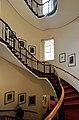 Elliptical staircase of Liverpool Athenaeum 2.jpg
