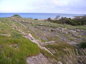 Helorus - The archaeological site of Helorus