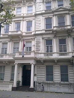 Embassy of Iraq, London