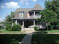 Emerson Coulson House - Front - Abilene, KS (14177232188).jpg