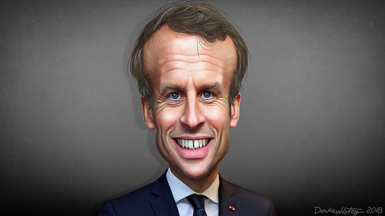 Emmanuel Macron - Caricature (40366024295).jpg