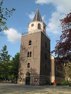 Emmen, Netherlands - Grote of Pancratiuskerk