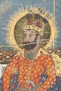 Zaman Shah Durrani Shah of the Durrani Empire