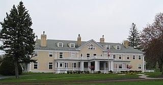 Endicott Estate United States historic place