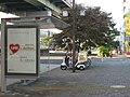 Endoji-dori Minami Bus Stop - panoramio.jpg