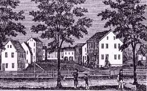 Enfield, Connecticut - Enfield Shaker village