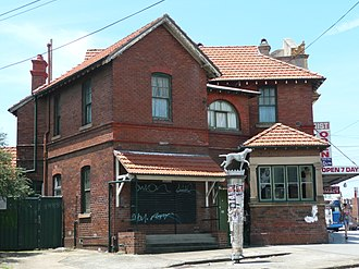 Enmore, New South Wales - Image: Enmore Post Office