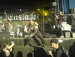Enslaved на Wacken Open Air, 2007