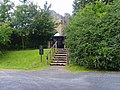 Entrance to Buildwas Abbey - geograph.org.uk - 491762.jpg