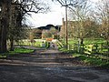 Entrance to Great Pedding Farm - geograph.org.uk - 628915.jpg