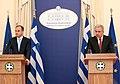 Enver Hoxhaj and Dimitris Avramopoulos.jpg