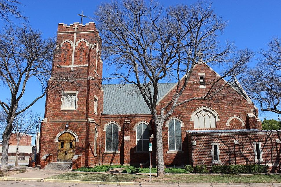 Episcopal Church of the Good Shepherd (1915) Wichita Falls