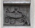 Epstein reliefs on Lewis's department store, Liverpool 2.jpg