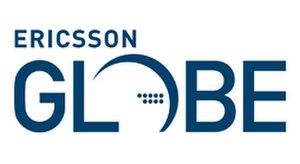 Ericsson Globe - Image: Ericsson globe logo