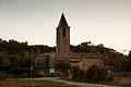 Ermita Sant Mateu de Montnegre (Les Gavarres) Vista general.jpg