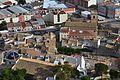 Ermita i església des de la torre Grossa del castell, Castalla.jpg