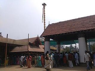 Ernakulam Shiva Temple temple in India