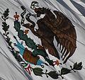 Escudo Nacional Mexico Bandera Monumental.JPG