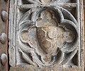 Escut a la porta dels Apòstols de la catedral de València.JPG