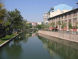 Eskişehir Province - Porsuk River