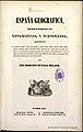 España geográfica, histórica, estadística y pintoresca 1845 Mellado.jpg