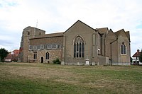 Essex, St. Leonard's Church, Southminster - geograph.org.uk - 1713729.jpg