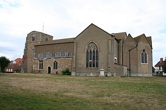 Southminster - Image: Essex, St. Leonard's Church, Southminster geograph.org.uk 1713729