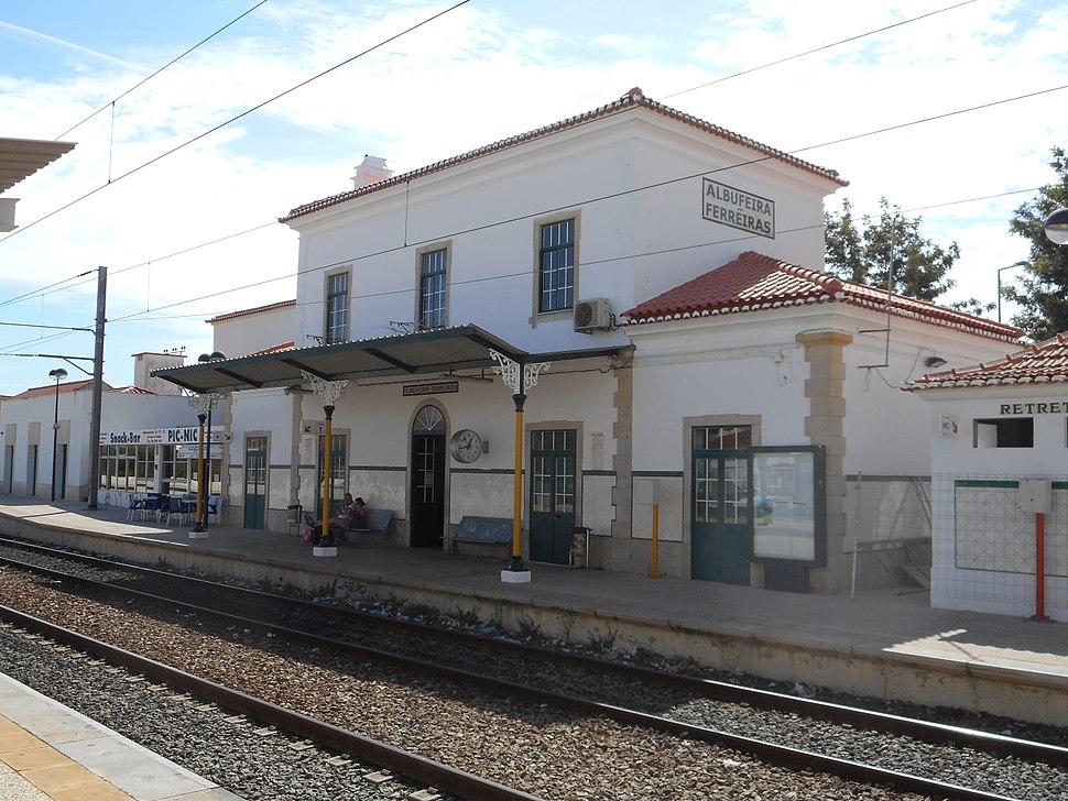 Estação de Albufeira ● Ferreiras, 2 October 2015 (1)