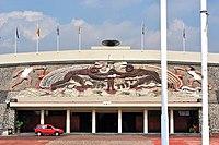 Estadio Olímpico Universitario, 2011.jpg