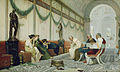 Ettore Forti - Interior of Roman Building with Figures - 78.PA.72 - J. Paul Getty Museum.jpg