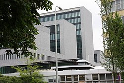 Europol Headquarters, The Hague, Netherlands - 20100609.jpg